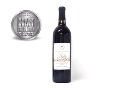 Morais Vineyards and Winery Select Collection Red Wine