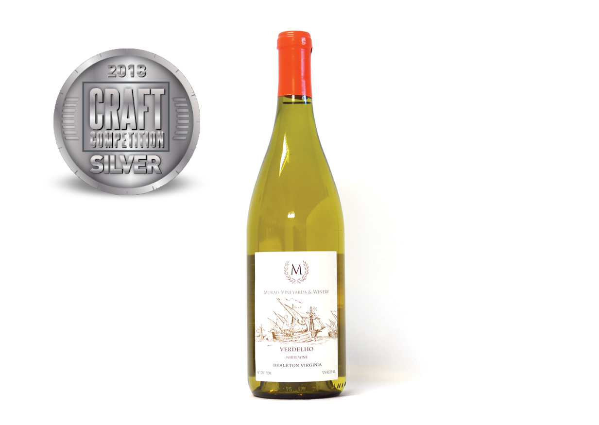 Morais Vineyards and Winery Verdelho White Wine