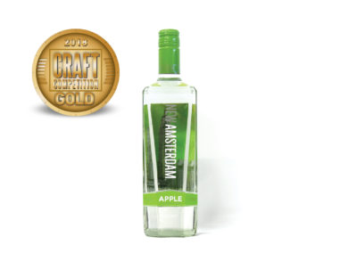 New Amsterdam Apple Flavored Vodka