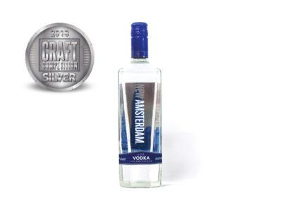 New Amsterdam No. 525 Vodka Five Times Distilled