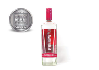New Amsterdam Raspberry Flavored Vodka