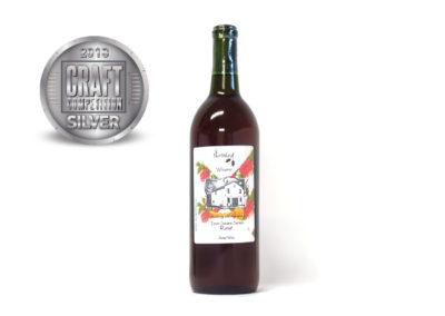 NorthLeaf Winery Town Square Series Rose Wine