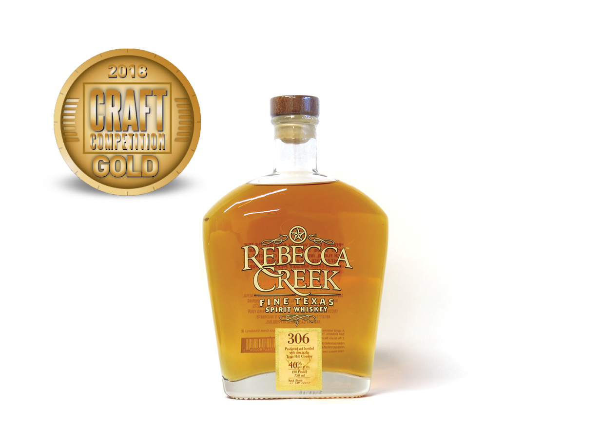Rebecca Creek Fine Texas Spirit Whiskey