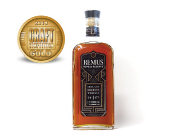 Remus Repeal Reserve Straight Bourbon Whiskey