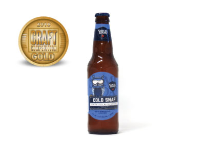 Samuel Adams Cold Snap White Ale with Spices