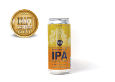 Samuel Adams New England IPA Hazy & Juicy