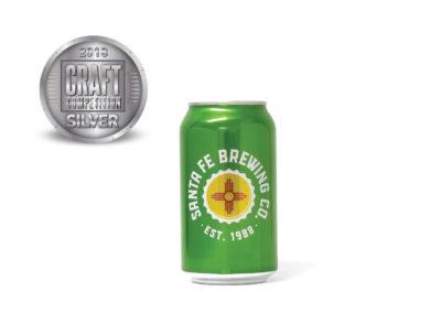 Santa Fe Brewing Co. Free Style Pilsner