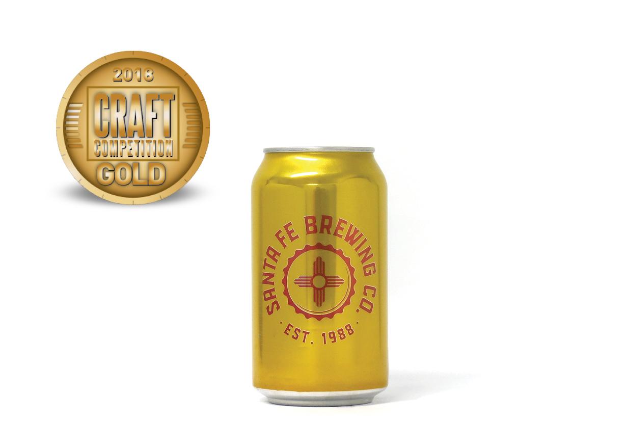 Santa Fe Brewing Co. Happy Camper English Style IPA