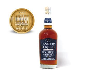 Tanner's Creek Blended Bourbon Whiskey