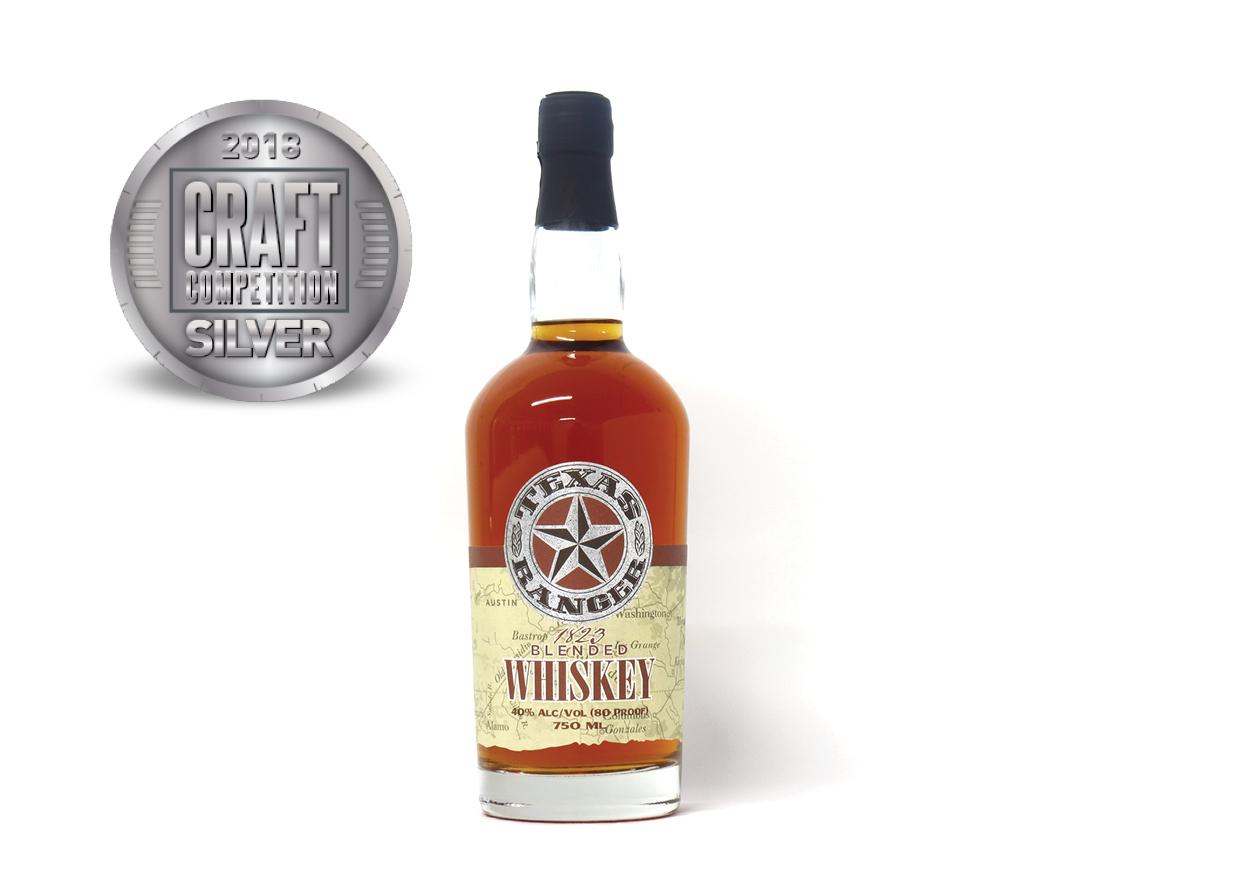 Texas Ranger 1823 Blended Whiskey