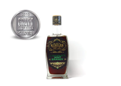 The Art of Kohler Chocolate Mint Brandy