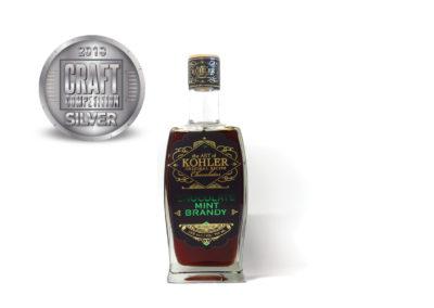 The Art of Kohler Chocolate Mint Brandy