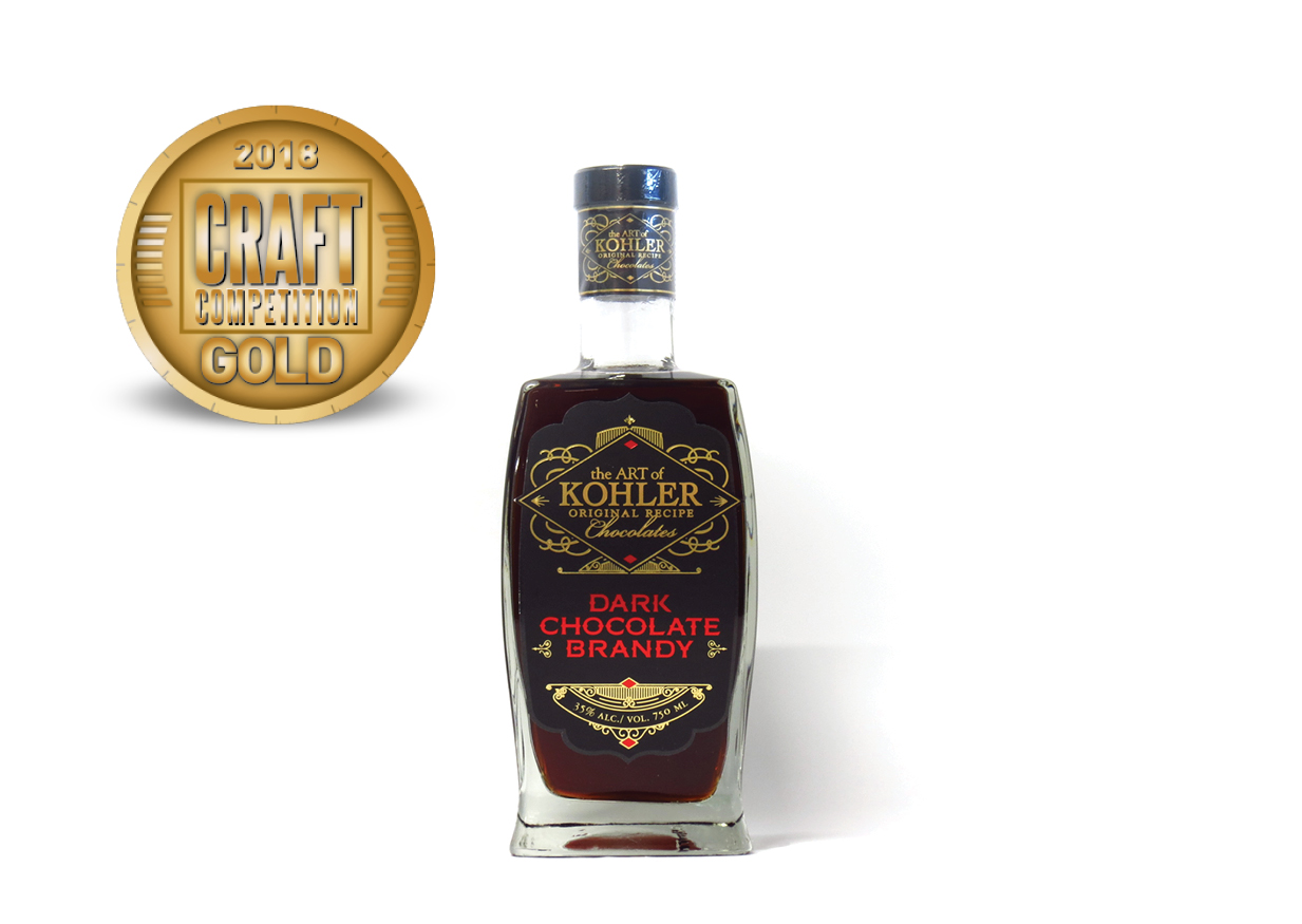 The Art of Kohler Dark Chocolate Brandy