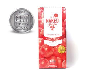 The Naked Grape Harvest Red Blend