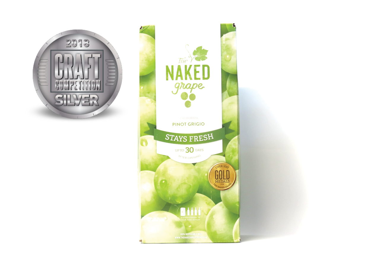 The Naked Grape Pinot Grigio