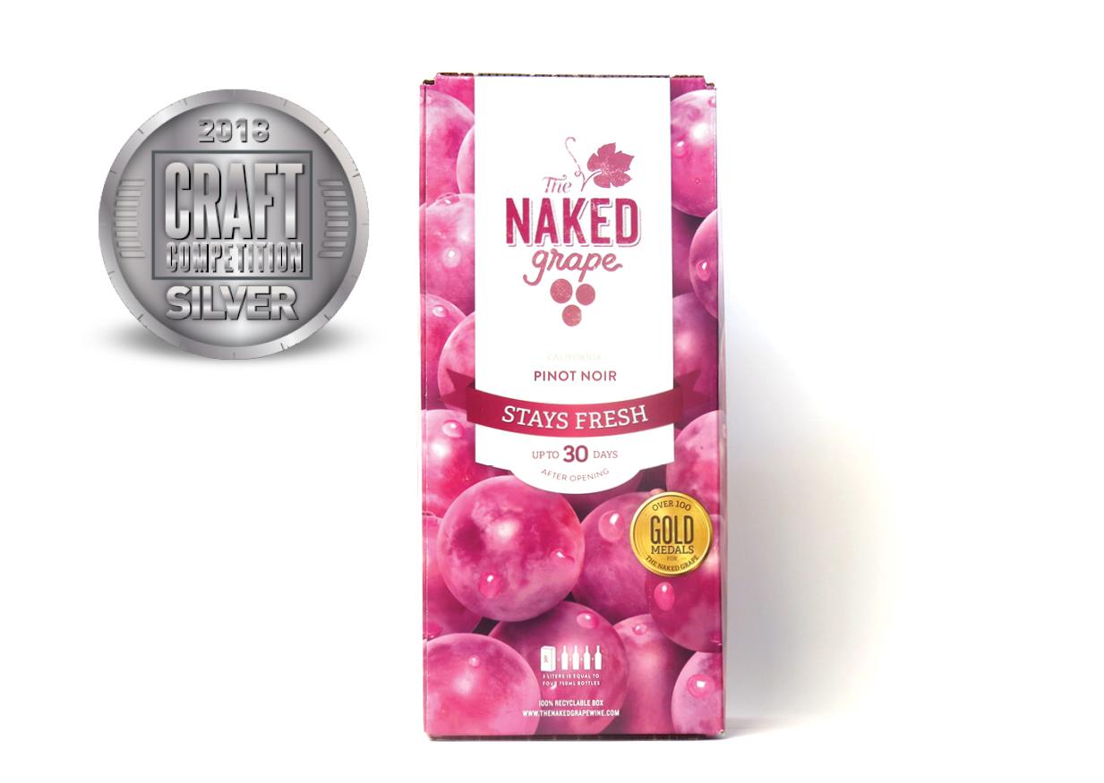 The Naked Grape Pinot Noir