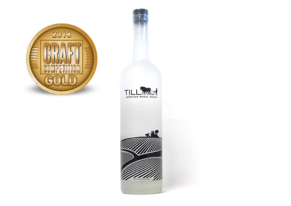 Till American Wheat Vodka