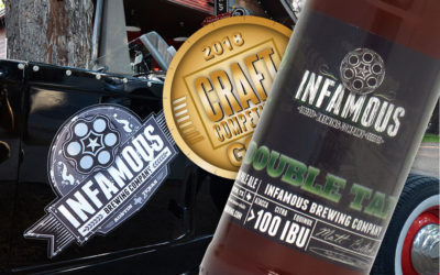 Infamous Brewing Company: Double Tap