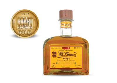 El Llano Añejo Tequila