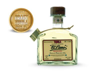 El Llano Reposado Tequila