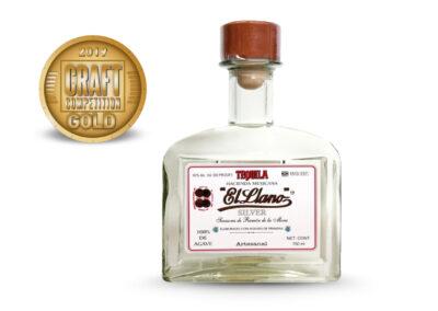 El Llano Silver Tequila
