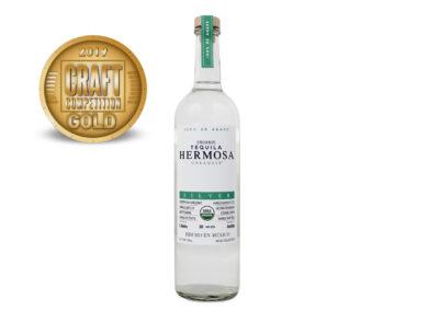 Hermosa Organic Silver – Ultra Premium Tequila
