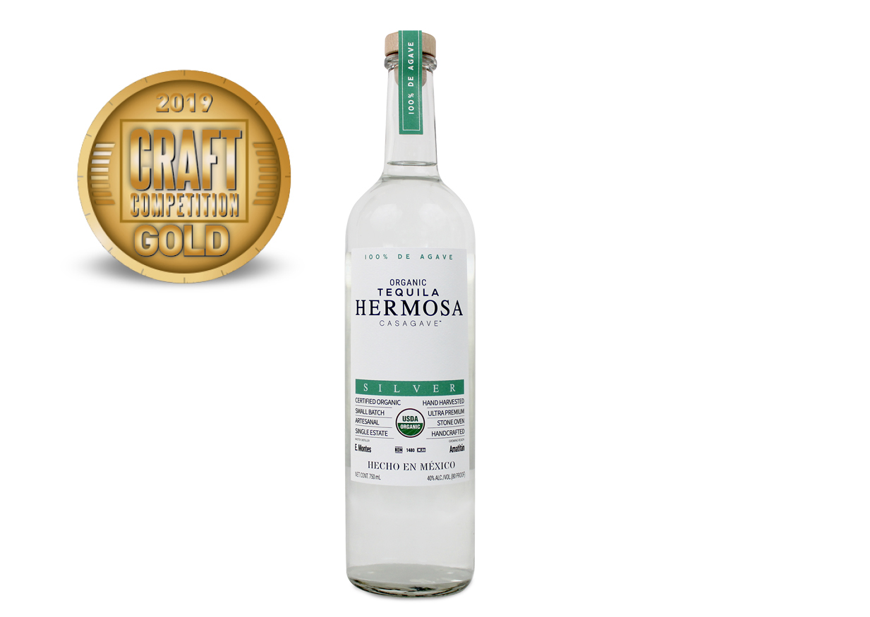 Hermosa-Silver-Tequila