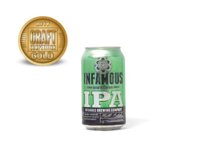 Infamous Brewing Company IPA