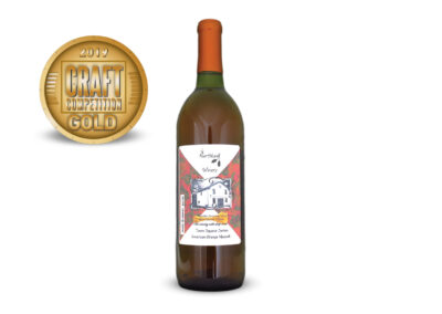 Northleaf Winery American Orange Muscat