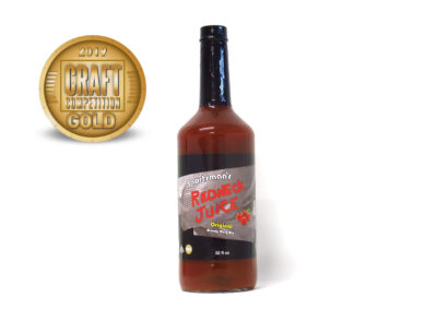 Sportsmans Redneck Juice Original Bloody Mary Mix
