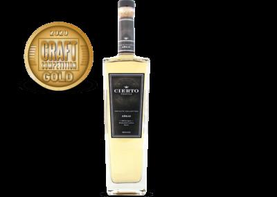 Cierto Añejo Tequila Private Collection