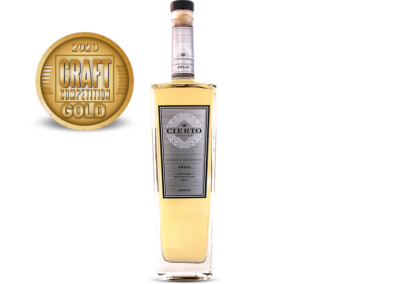 Cierto Añejo Tequila Reserve Collection