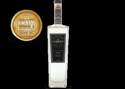 Cierto Blanco Tequila Private Collection