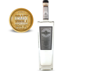 Cierto Blanco Tequila Reserve Collection