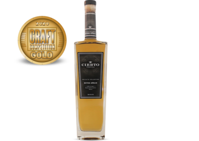 Cierto Extra Añejo Tequila Private Collection