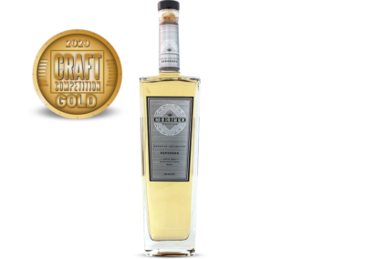 Cierto Reposado Tequila Reserve Collection