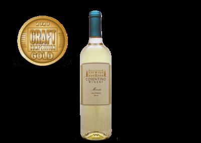 Cosentino Winery Moscato 2019