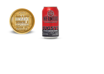 Infamous Brewing Company Bugsys