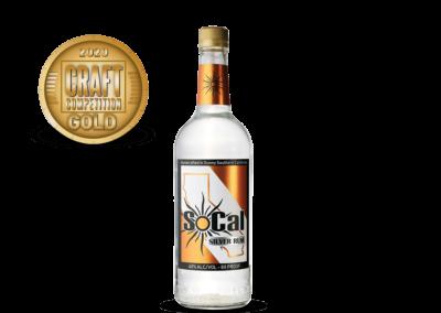 SoCal Silver Rum